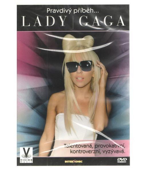 Pravdivý příběh ... Lady Gaga ( plast ) DVD