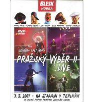 Pražský výběr II live - DVD