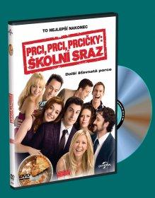 Prci, prci, prcičky: Školní sraz - DVD