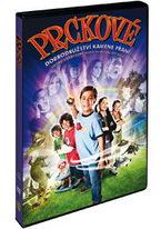 Prckové - DVD