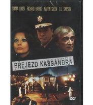 Přejezd Kassandra - DVD plast