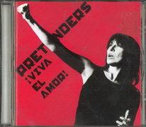 Pretenders - Viva el amor! - CD
