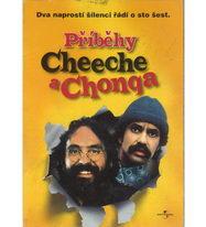 Příběhy Cheeche a Chonga - DVD pošetka