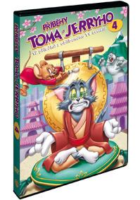 Příběhy Toma a Jerryho 4  DVD