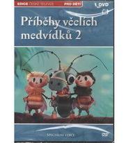 Příběhy včelích medvídků 2 - DVD