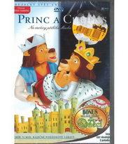 Princ a chuďas ( slim ) DVD