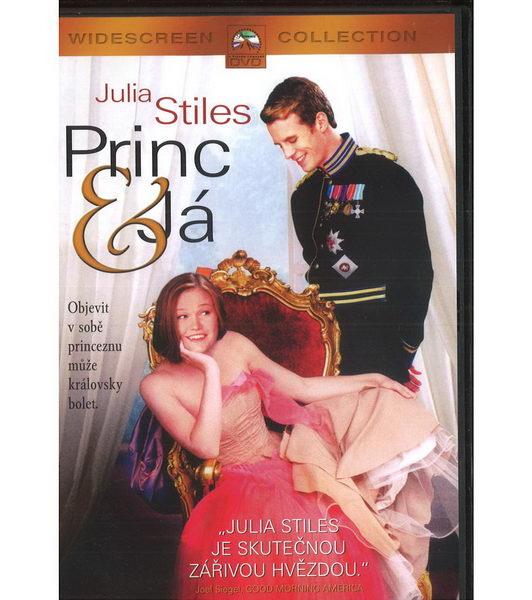 Princ a já - DVD