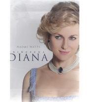 Princezna Diana - DVD plast