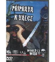 Příprava k válce - DVD