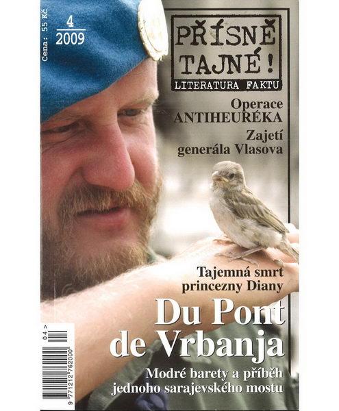 Přísně tajné! Literatura faktu 4/2009