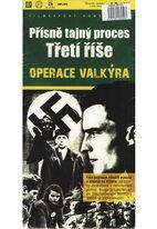 Přísně tajný proces Třetí říše - Operace Valkýra - DVD