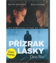 Přízrak lásky DVD plast