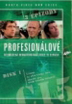 Profesionálové - disk 1 - DVD