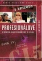 Profesionálové - disk 15 - DVD