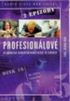 Profesionálové - disk 16 - DVD