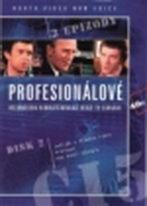 Profesionálové - disk 2 - DVD