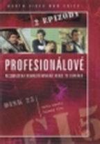 Profesionálové - disk 25 - DVD