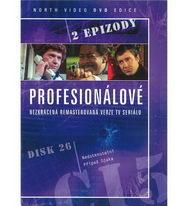 Profesionálové - disk 26 - DVD