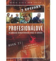 Profesionálové - disk 27 - DVD