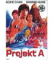 Projekt A - DVD digipack