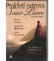 Prokletí ostrova Saint - Pierre - DVD plast
