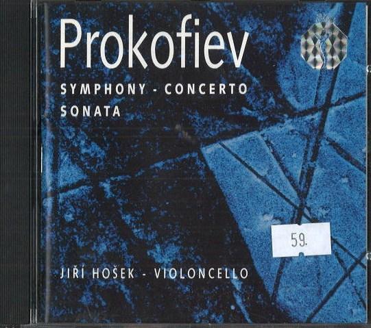 Prokofiev - Symphony, Concerto, Sonata - CD