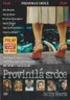 Provinilá srdce ( pošetka ) DVD