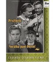 Prstýnek a Morálka paní Dulské - DVD
