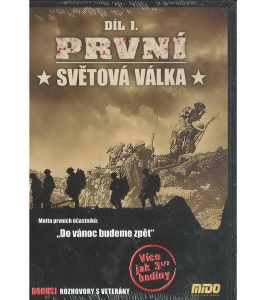 První světová válka I - DVD