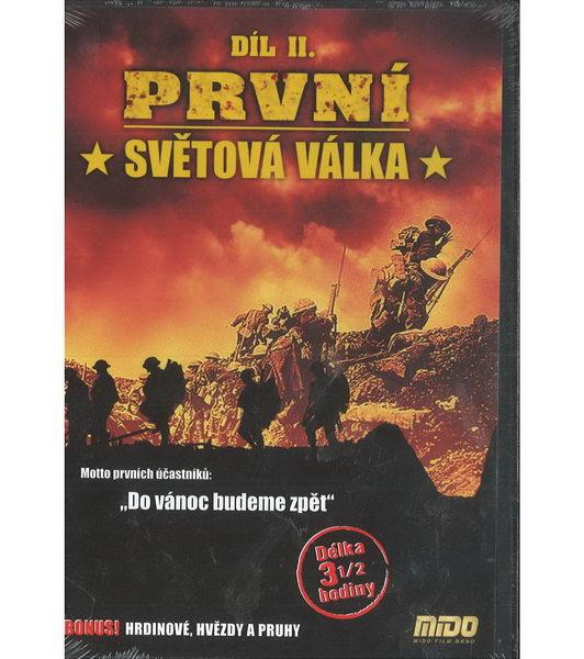 První světová válka II - DVD