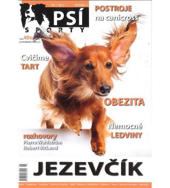 Psí sporty 2013 05 Ročník 7
