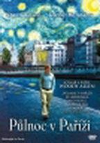 Půlnoc v Paříži - DVD plast