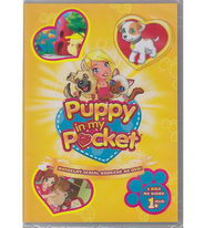 Puppy in my pocket 1. DVD