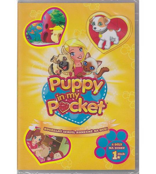 Puppy in my pocket 1. DVD