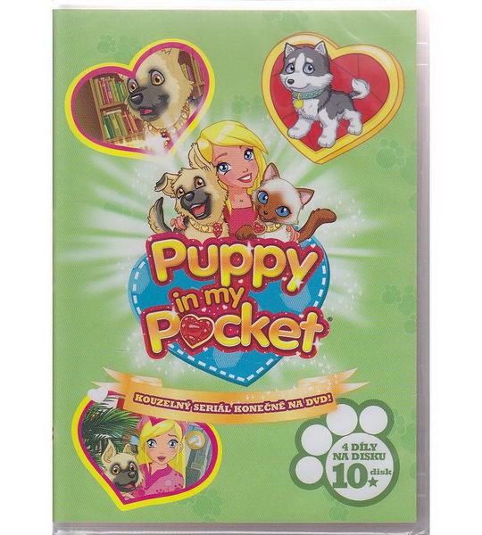 Puppy in my pocket 10. DVD