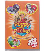 Puppy in my pocket 11. DVD