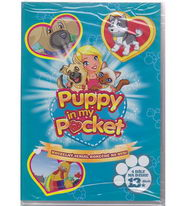 Puppy in my pocket 13. DVD