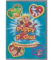 Puppy in my pocket 2. DVD