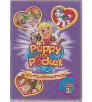 Puppy in my pocket 3. DVD