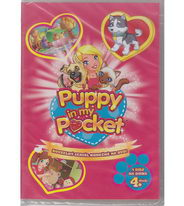 Puppy in my pocket 4. DVD