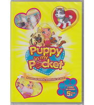 Puppy in my pocket 5. DVD