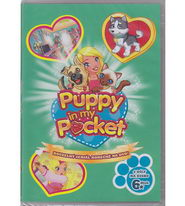 Puppy in my pocket 6. DVD