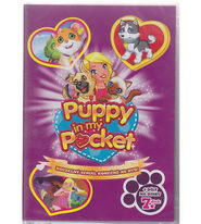 Puppy in my pocket 7. DVD