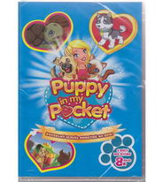Puppy in my pocket 8. DVD