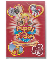 Puppy in my pocket 9. DVD