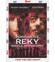 Purpurové řeky 2: Andělé apokalypsy - DVD