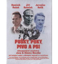 Pušky, Puky, Pivo a Psi - DVD