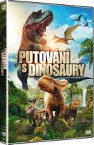 Putování s dinosaury - DVD plast