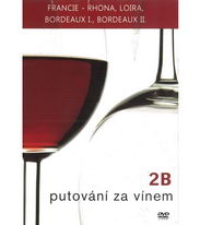 Putování za vínem 2B - DVD