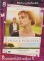 Pýcha a předsudek - film - DVD